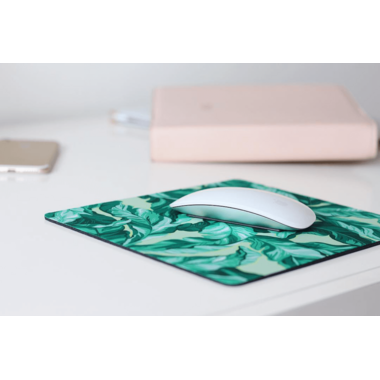 ALWAYSxALWAYS Palm Leaf Mouse Pad