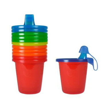 The First Years Take & Toss Spill Proof Cups