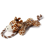 Charming Pet Products Scrunch Bunch Giraffe Dog Toy