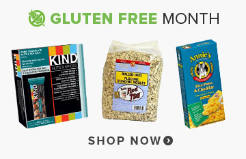 Gluten Free Month at Well.ca
