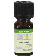 Aura Cacia Organic Patchouli Essential Oil