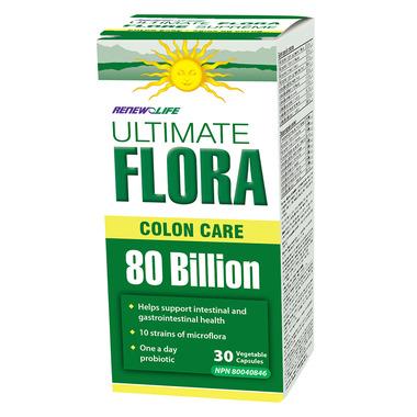 Renew Life Ultimate Flora Colon Care Probiotic