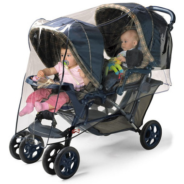 Jolly Jumper Tandem Stroller Weather Shield