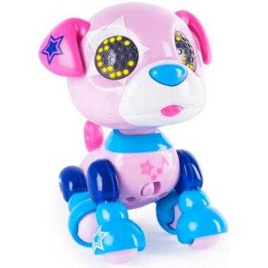 Zoomer Zupps Tiny Pups Pug Zuppstar