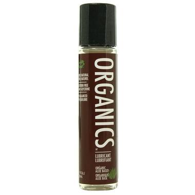 Wet Organics Aloe Based Lubricant