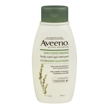 Aveeno Daily Moisturizing Body Wash Gel