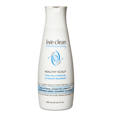 Live Clean Professional Healthy Scalp Balancing Conditioner