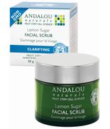 ANDALOU naturals Lemon Sugar Facial Scrub