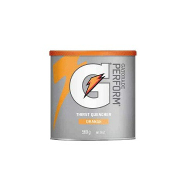 Gatorade Perform Thirst Quencher Orange Crystals