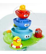 Yookidoo Stack N' Spray Tub Fountain