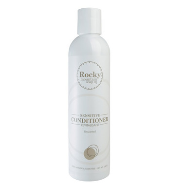Rocky Mountain Soap Co. Unscented Conditioner