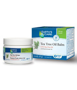 Earth's Care Tea Tree Oil Balm with Sweet Almond Oil