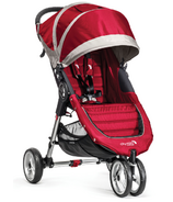 Baby Jogger City Mini 3W Single Crimson