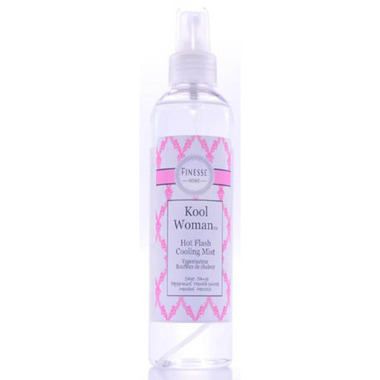 Finesse Home Kool Woman Hot Flash Cooling Mist