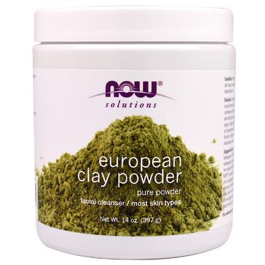 NOW Foods European Clay Powder