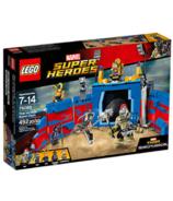 LEGO Super Heros Thor vs. The Hulk Arena