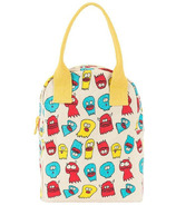 Fluf Zippered Lunch Jelly Ghosts