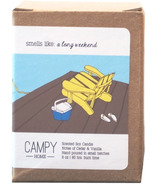 Campy Smells Like: A Long Weekend Soy Candle