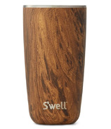 S'well Teakwood Stainless Steel Insulated Tumbler Cup