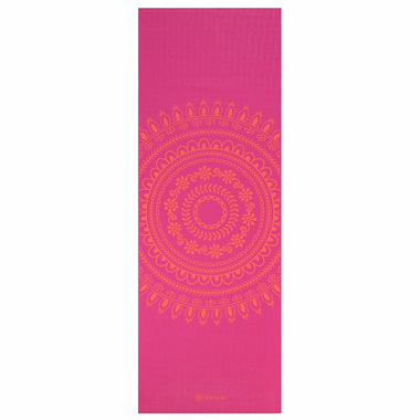 Gaiam Printed Yoga Mat 3 mm Bright Marrakesh