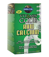 Garden of Life Vitamin Code RAW Calcium