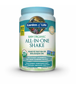 Garden of Life Raw Organic All-in-One Nutritional Shake Lightly Sweetened