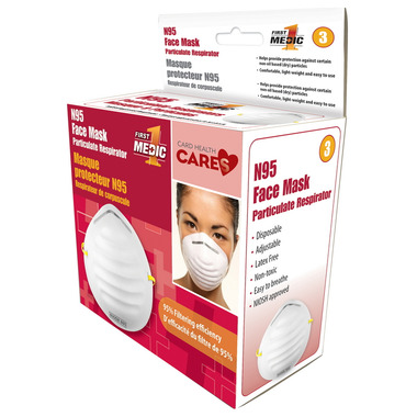 First Medic N95 Face Mask