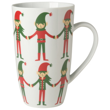 Now Designs Mug Elves