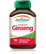 Jamieson Korean Red Ginseng