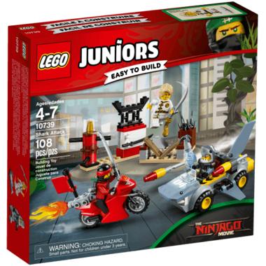 LEGO Junior Ninjago Shark Attack