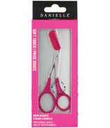 Danielle Creations Soft Touch Brow Scissors