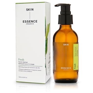 Skin Essence Organics Fresh Facial Cleanser