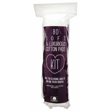 KIT Soft & Luxurious Round Cotton Pads