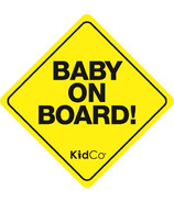 KidCo Reflective Baby on Board Signs