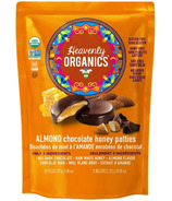 Heavenly Organics Almond Chocolate Honey Patties