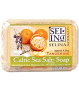Celtic Sea Salt Soap Tangerine