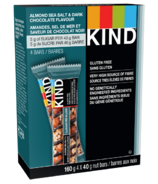 KIND Dark Chocolate, Nuts & Sea Salt Bars