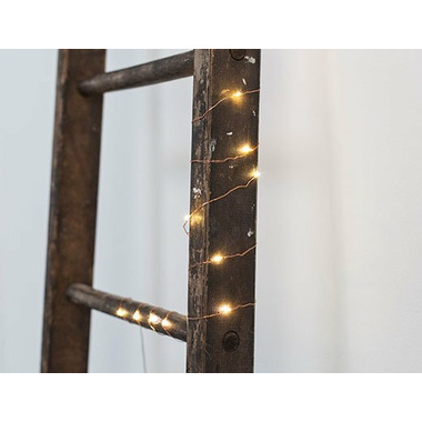 Kikkerland Copper String Battery Lights