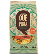 Que Pasa Sea Salt Organic Tortilla Chips