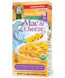 Pastariso Organic Quick Cooking Rice Mac & Yellow Cheeze