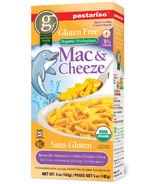 Pastariso Organic Quick Cooking Rice Mac & Yellow Cheeze