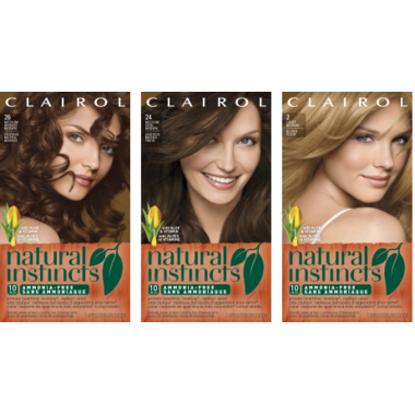 Buy Clairol Natural Instincts Hair Colour At Well Ca