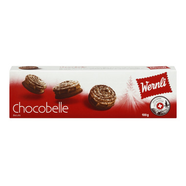 Wernli Chocobelle Biscuits