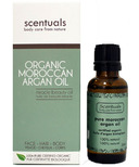 Scentuals Organic Moroccan Argan Oil