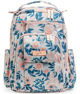 JuJuBe Be Right Back Diaper Bag Whimsical Watercolour