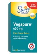 Swiss Natural Vegapure Plant Sterol Esters BONUS