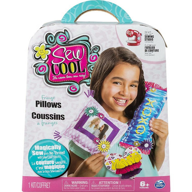 Sew Cool Character Kit