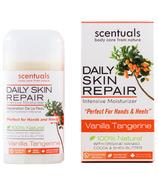 Scentuals Dry Skin Repair Stick in Vanilla Tangerine
