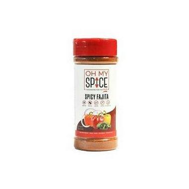 Oh My Spice Spicy Fajita