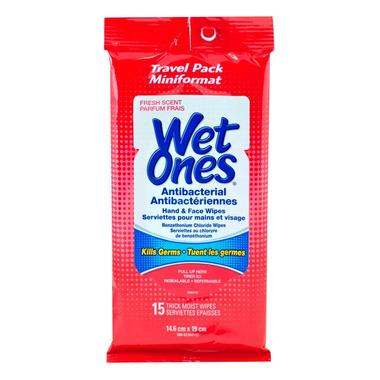 Buy Wet Ones Antibacterial Wipes At Well Ca Free